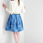 Tutorial Kate Spade Inspired Skirt I Still Love You By