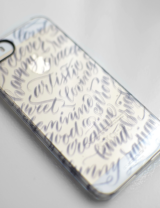 getuncommon-iphone5s-gold-case-calligraphy-2