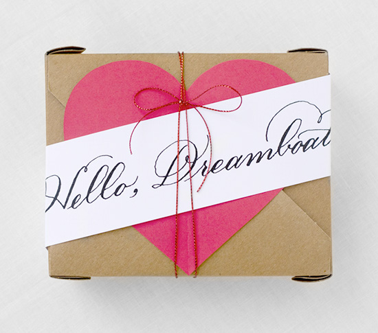 istillloveyou-calligraphy-hellodreamboat-ticketchocolate-1