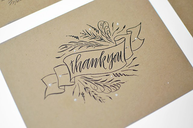 Printable 2014 Thank You Cards I Still Love You By